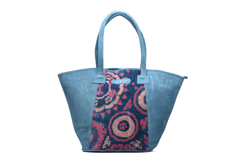 Handtaschen La Fiancée Du Mékong Calista blau detaillierte ansicht/modell