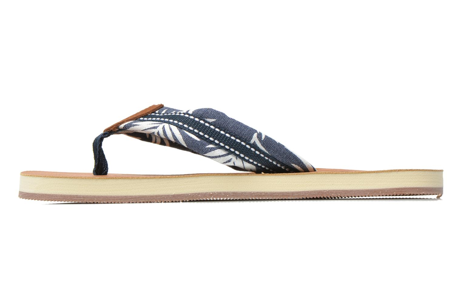 Tongs Pepe jeans Walk boy Bleu vue face