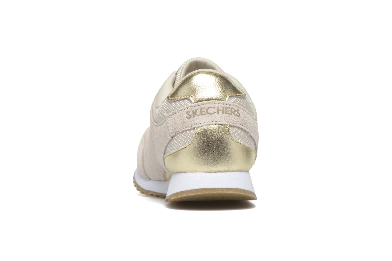Sneaker Skechers OG 78 - Gold Fever beige ansicht von rechts