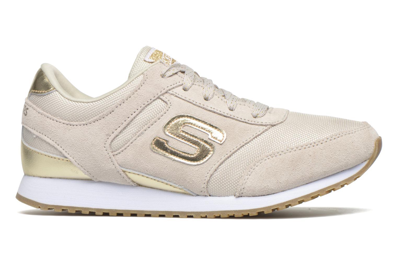 Sneaker Skechers OG 78 - Gold Fever beige ansicht von hinten