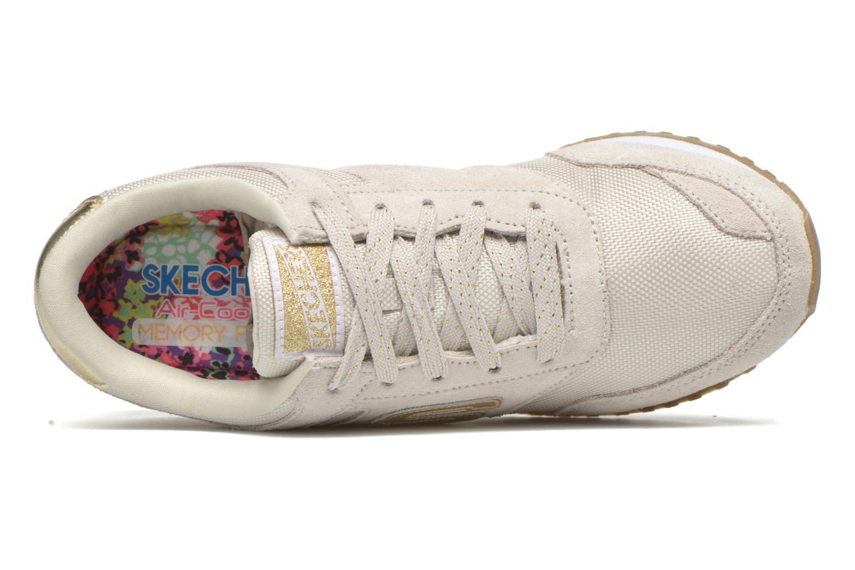 Sneaker Skechers OG 78 - Gold Fever beige ansicht von links