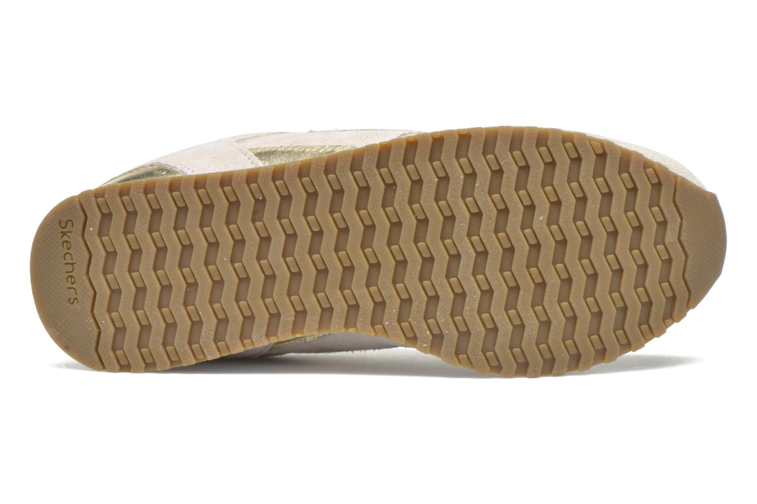 Trainers Skechers OG 78 - Gold Fever Beige view from above