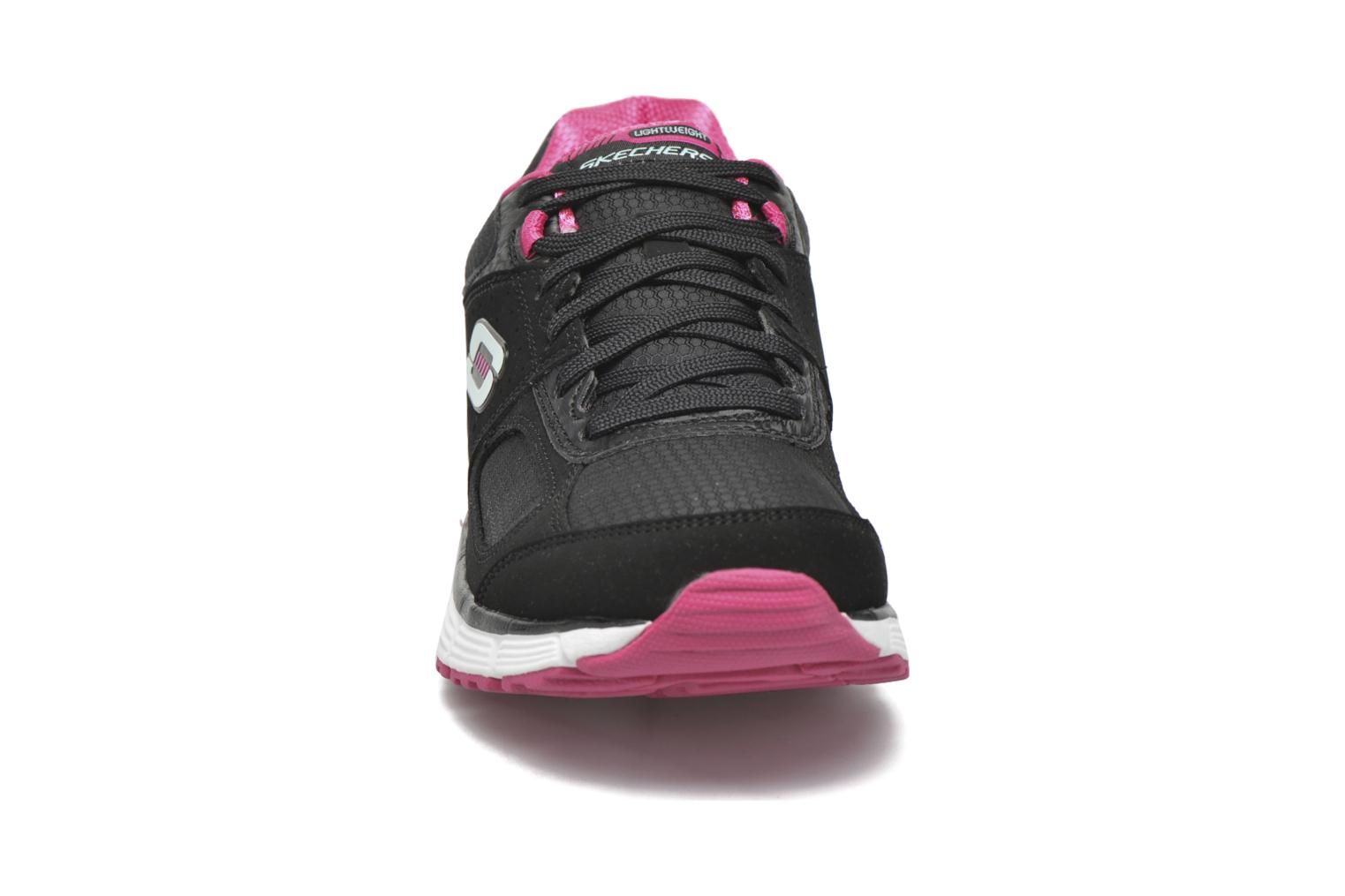 Sport shoes Skechers Agility - Ramp Up Black model view