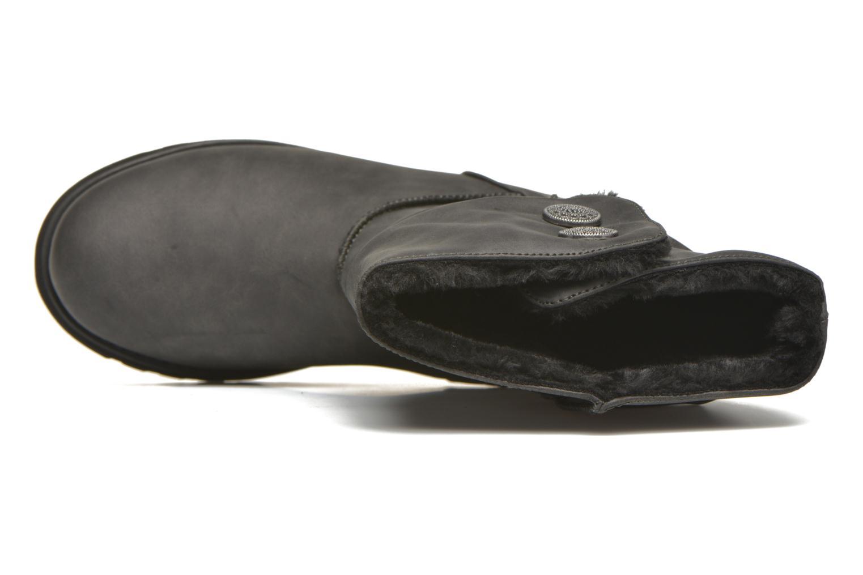 Bottes Skechers Keepsakes - Leathere Noir vue gauche