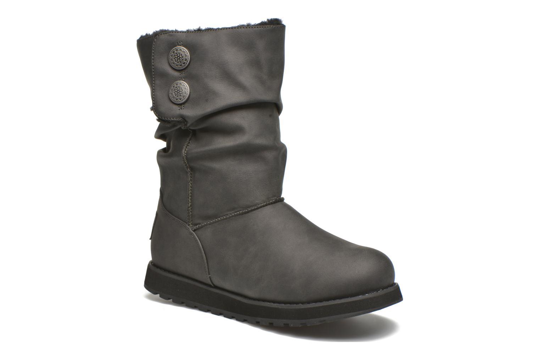 Bottes Skechers Keepsakes - Leathere Noir vue détail/paire