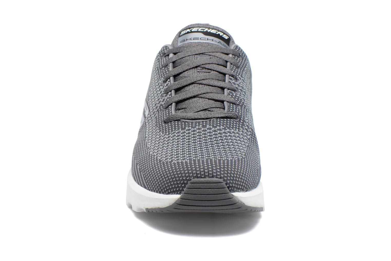 Sneaker Skechers Skech Air- Extreme grau schuhe getragen