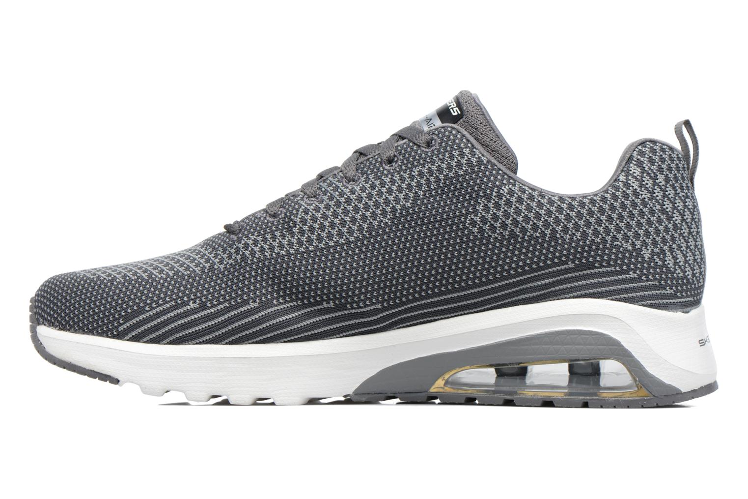 Trainers Skechers Skech Air- Extreme Grey front view