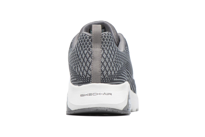 Sneaker Skechers Skech Air- Extreme grau ansicht von rechts