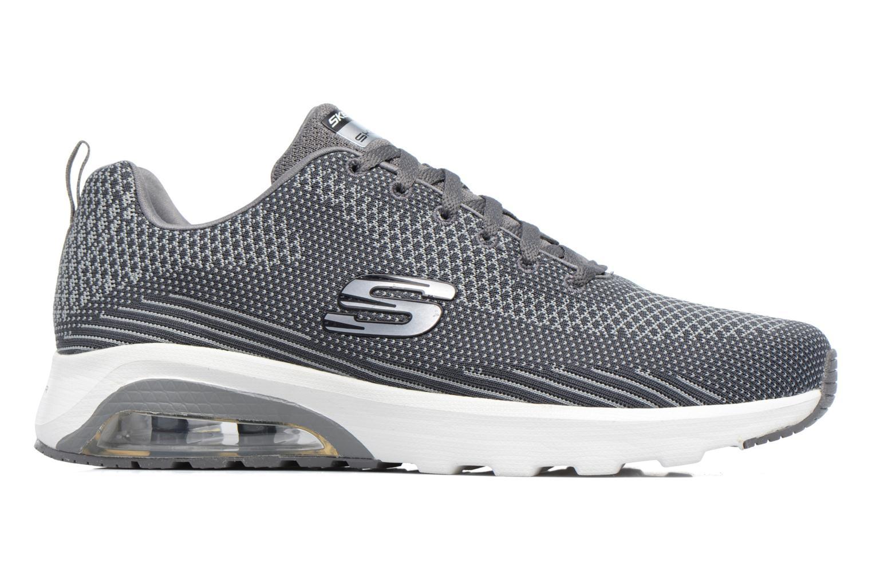 Sneaker Skechers Skech Air- Extreme grau ansicht von hinten