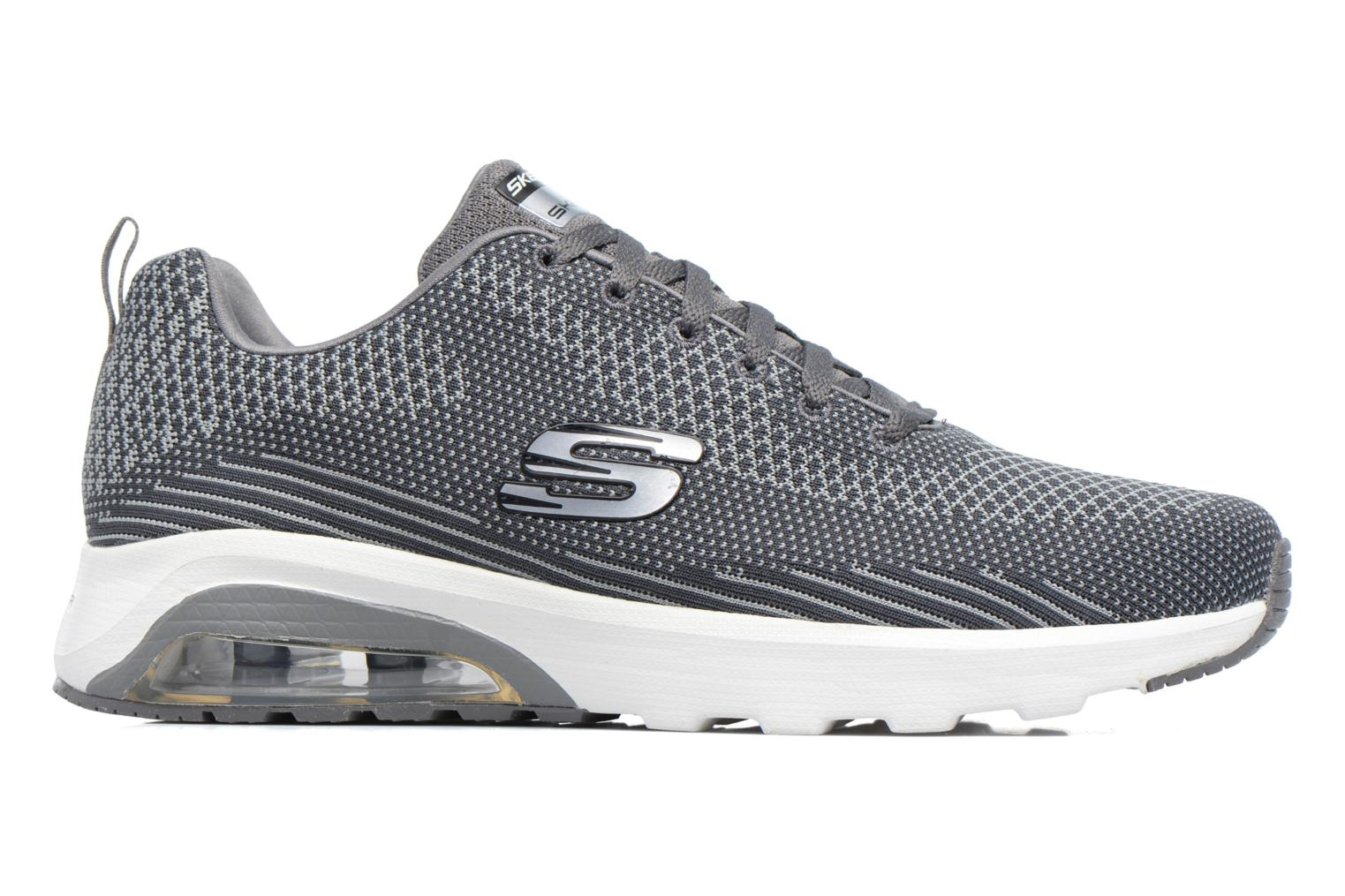 Trainers Skechers Skech Air- Extreme Grey back view