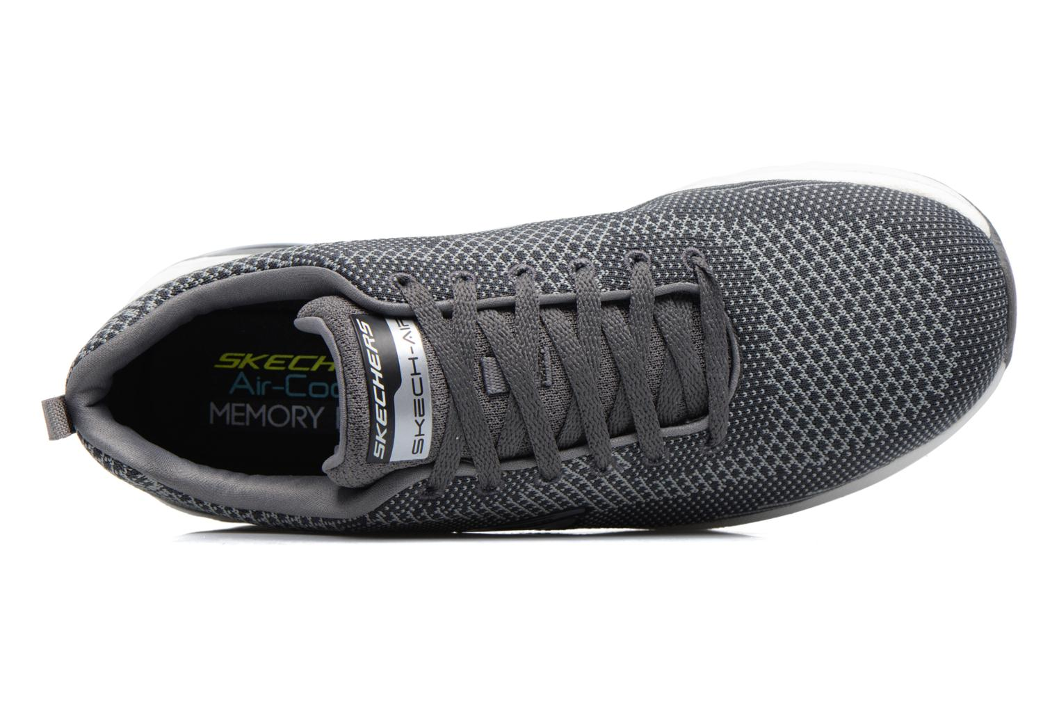 Trainers Skechers Skech Air- Extreme Grey view from the left