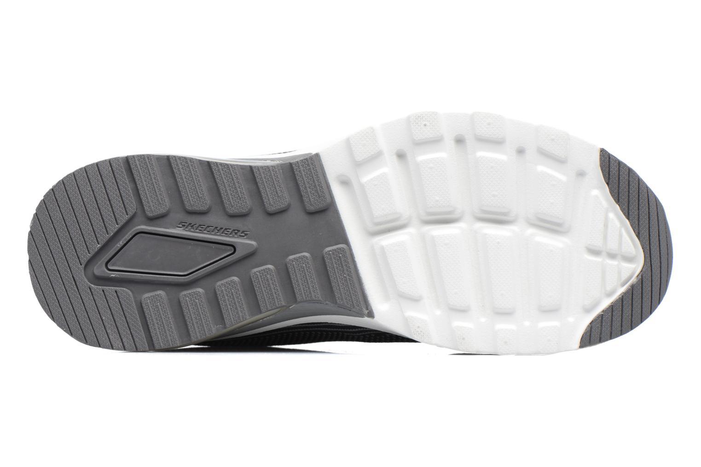 Sneaker Skechers Skech Air- Extreme grau ansicht von oben