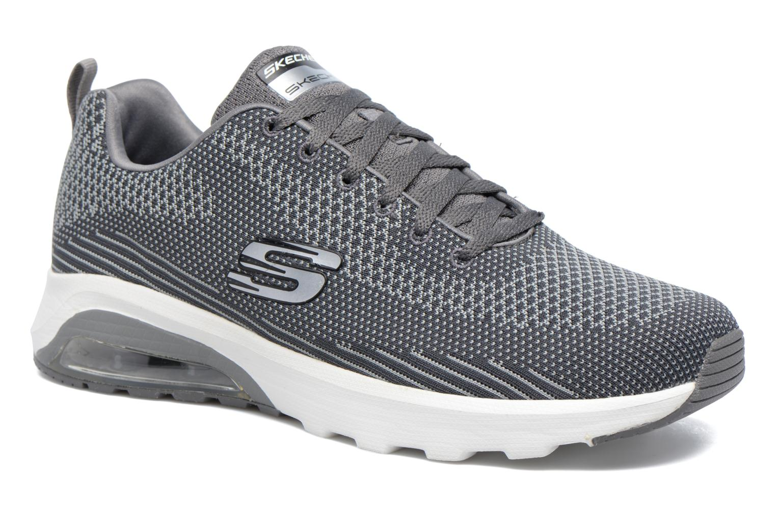 Trainers Skechers Skech Air- Extreme Grey detailed view/ Pair view