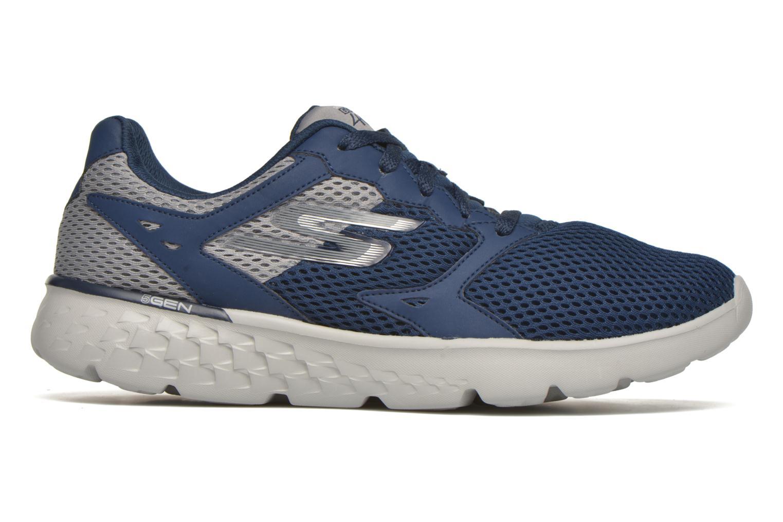 Chaussures de sport Skechers Go run 400 Bleu vue derrière