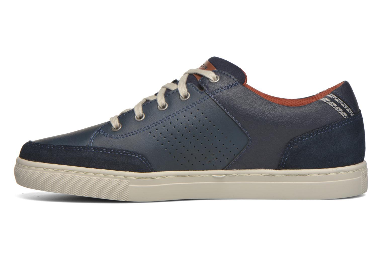 Sneaker Skechers Elvino- Lemen blau ansicht von vorne