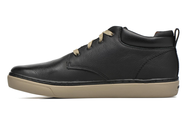 Chaussures à lacets Skechers Palen Noir vue face