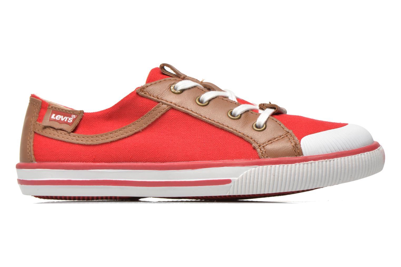 Sneakers Levi's Goalkin Rosso immagine posteriore