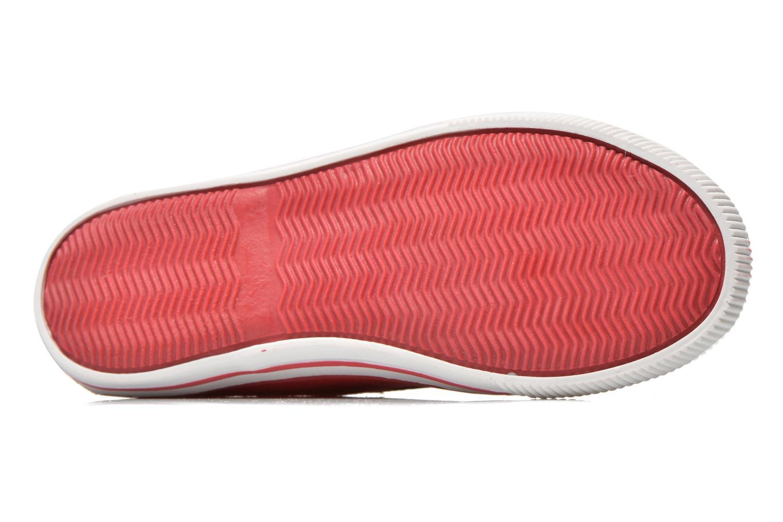 Sneakers Levi's Goalkin Rosso immagine dall'alto