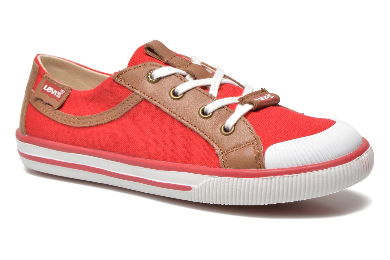 Sneakers Levi's Goalkin Rosso vedi dettaglio/paio