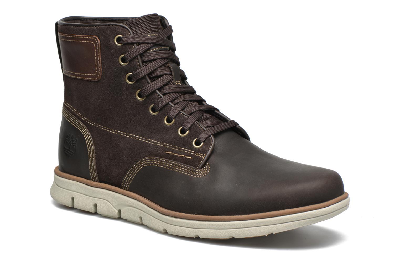 Schnürschuhe Timberland Bradstreet Boot braun detaillierte ansicht/modell