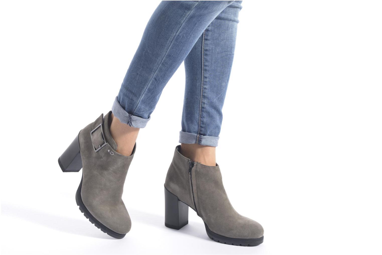 Bottines et boots Stonefly Over 3 Noir vue bas / vue portée sac