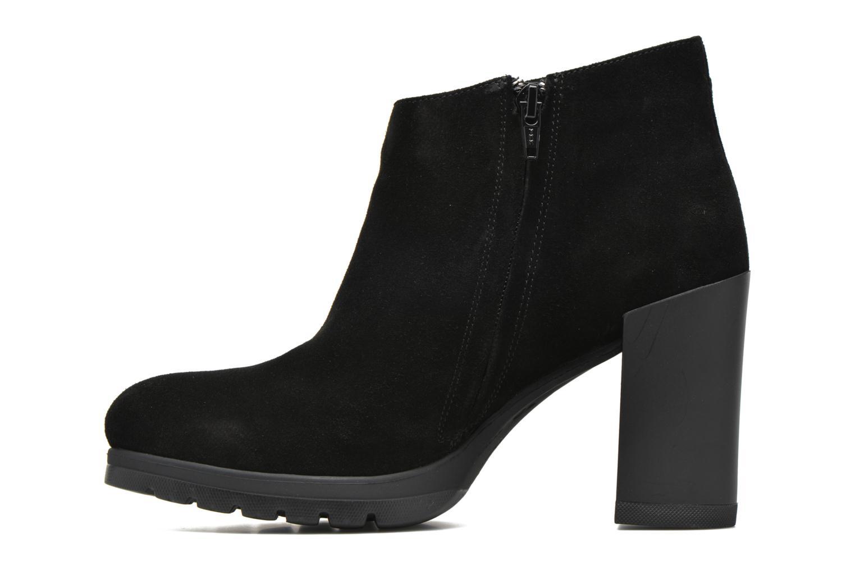Bottines et boots Stonefly Over 3 Noir vue face