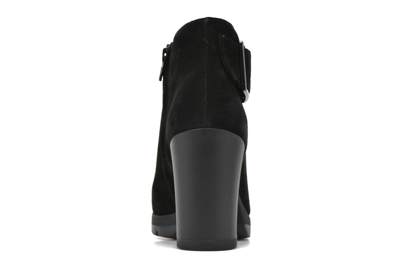 Bottines et boots Stonefly Over 3 Noir vue droite