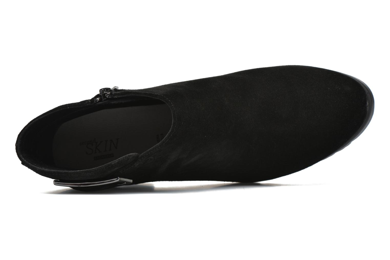Bottines et boots Stonefly Over 3 Noir vue gauche