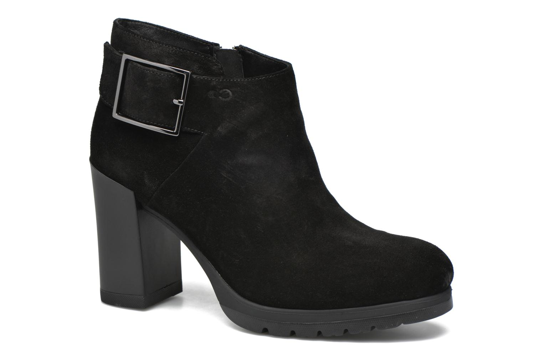 Bottines et boots Stonefly Over 3 Noir vue détail/paire