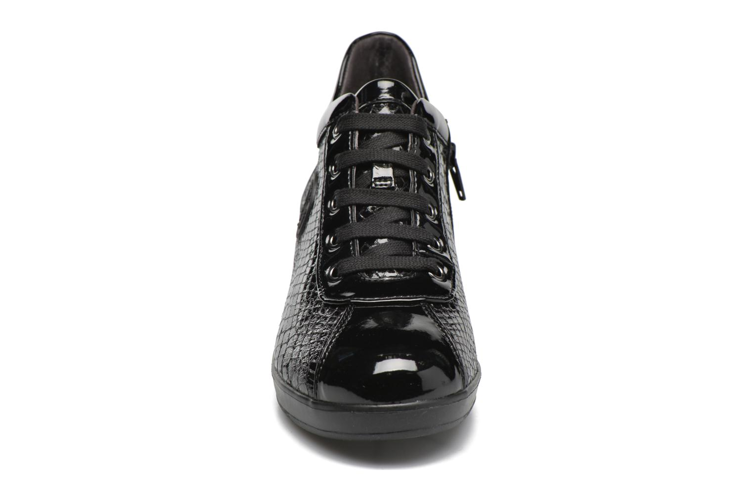 Baskets Stonefly Easy 1 Noir vue portées chaussures