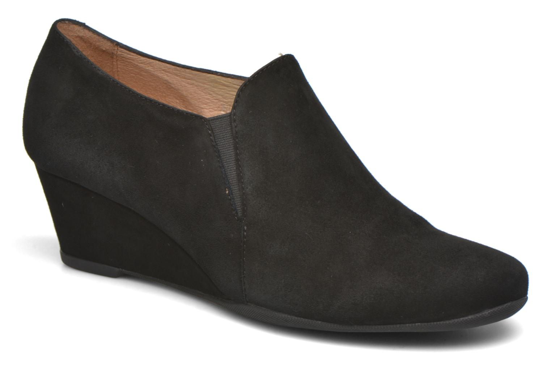 Boots en enkellaarsjes Stonefly Emily 3 Zwart detail