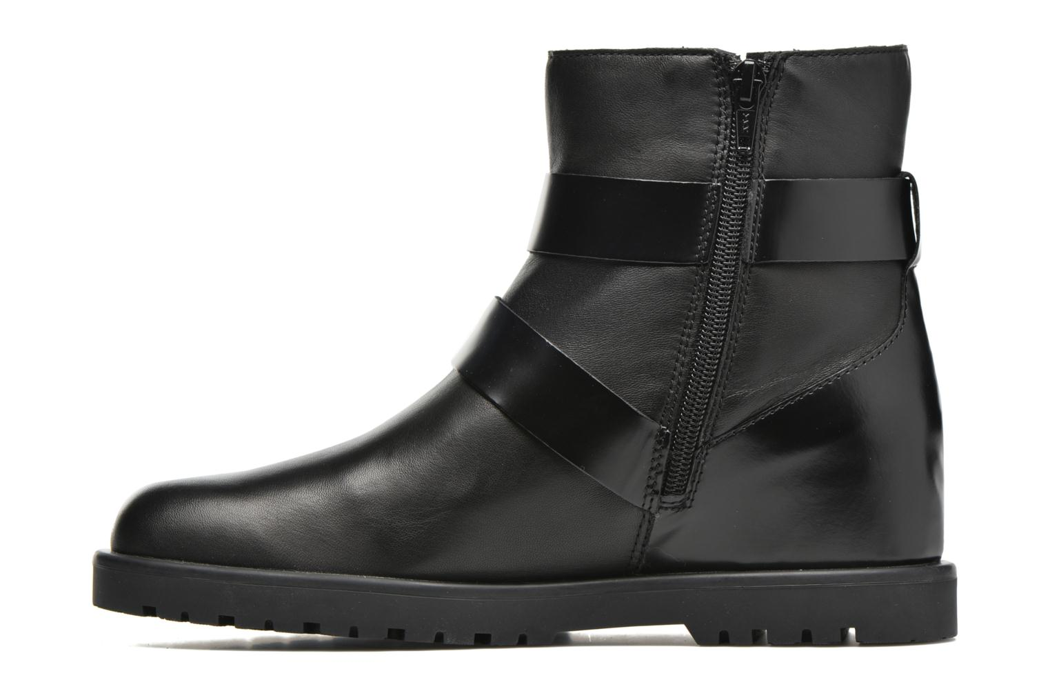 Ankle boots Stonefly Ester 2 Black front view