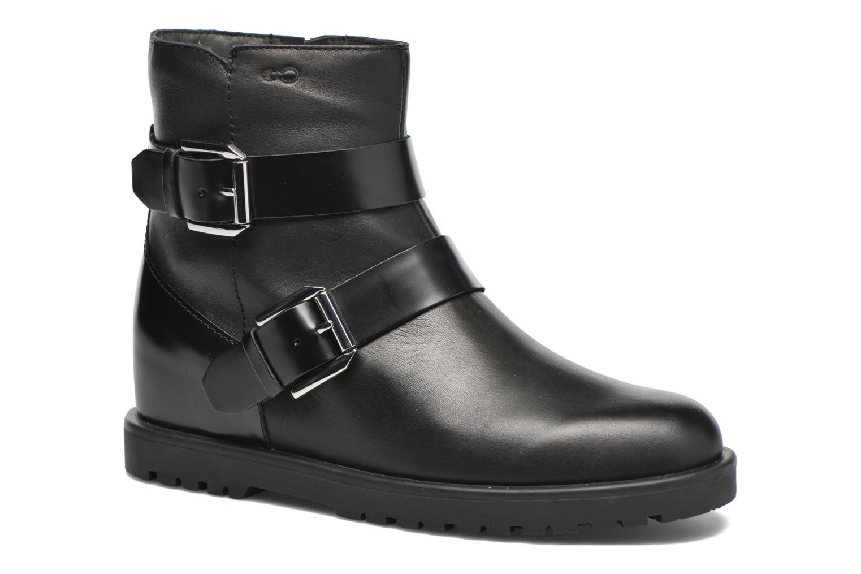 Stonefly Ester 2 (Noir) - Bottines et boots chez Sarenza (271616)