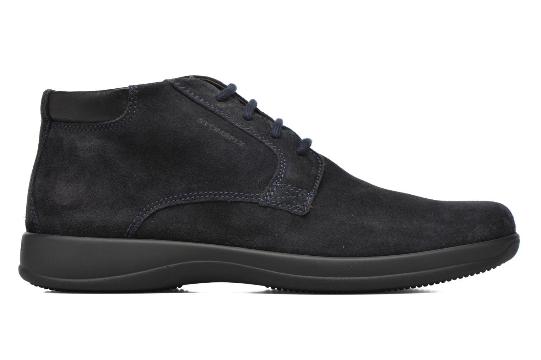 Chaussures à lacets Stonefly Season III 27 Bleu vue derrière