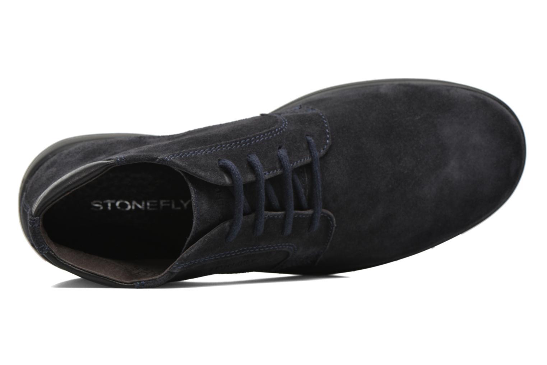 Chaussures à lacets Stonefly Season III 27 Bleu vue gauche