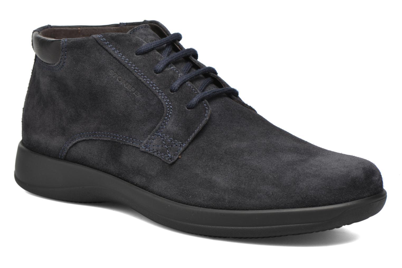 Chaussures à lacets Stonefly Season III 27 Bleu vue détail/paire