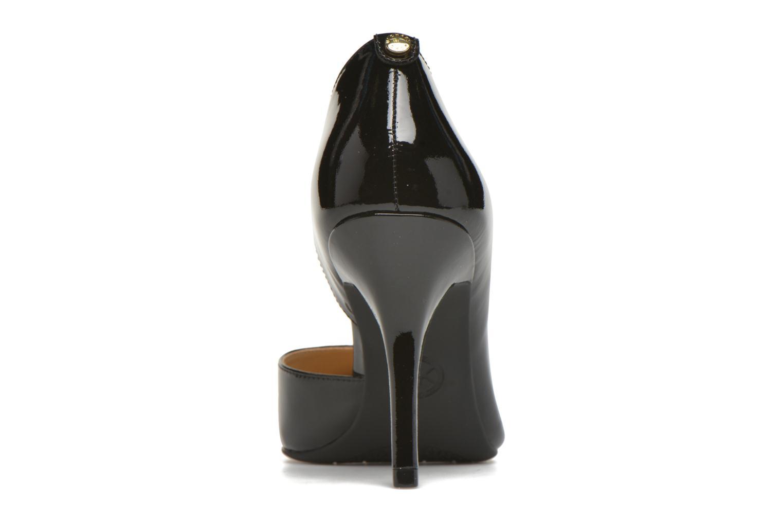 Nathalie Flex High Pump 001 Patent Black