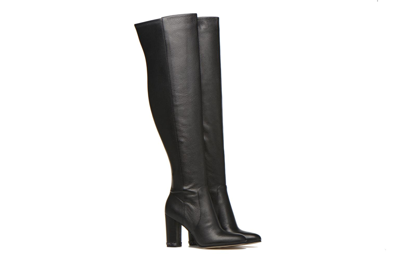 Bottes Michael Michael Kors Sabrina Boot Noir vue 3/4