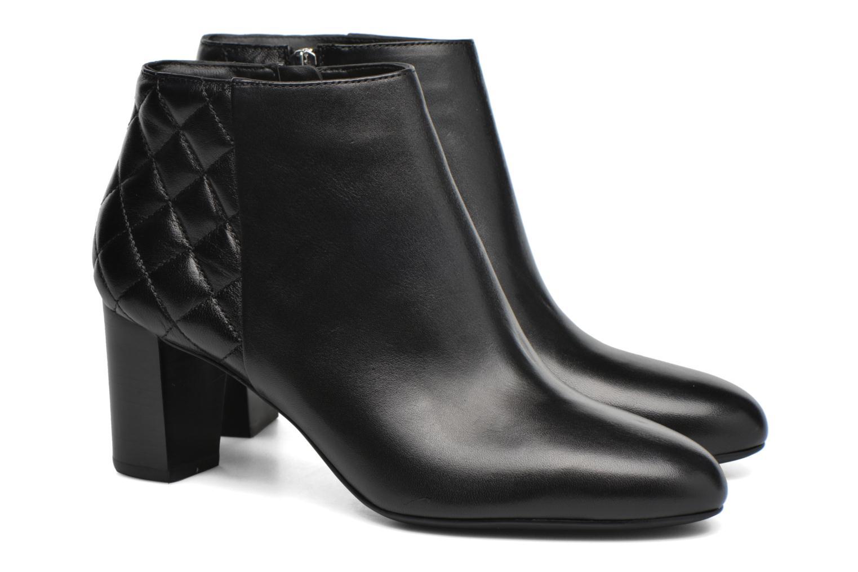 Botines  Michael Michael Kors Lucy Ankle Boot Negro vista 3/4