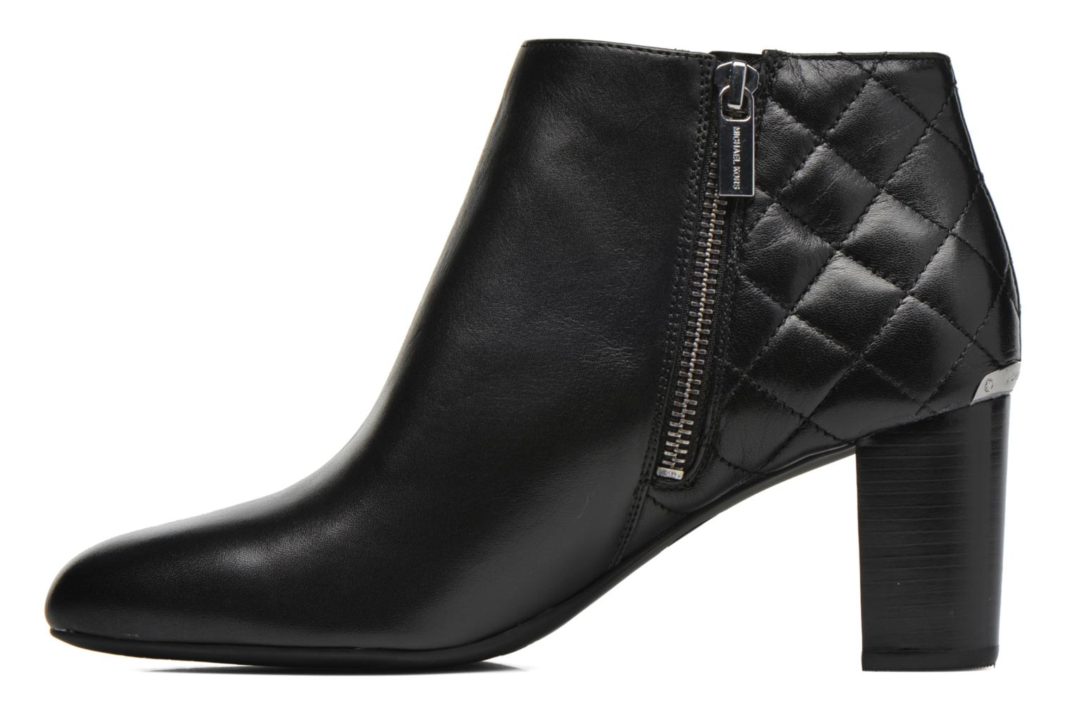 Bottines et boots Michael Michael Kors Lucy Ankle Boot Noir vue face