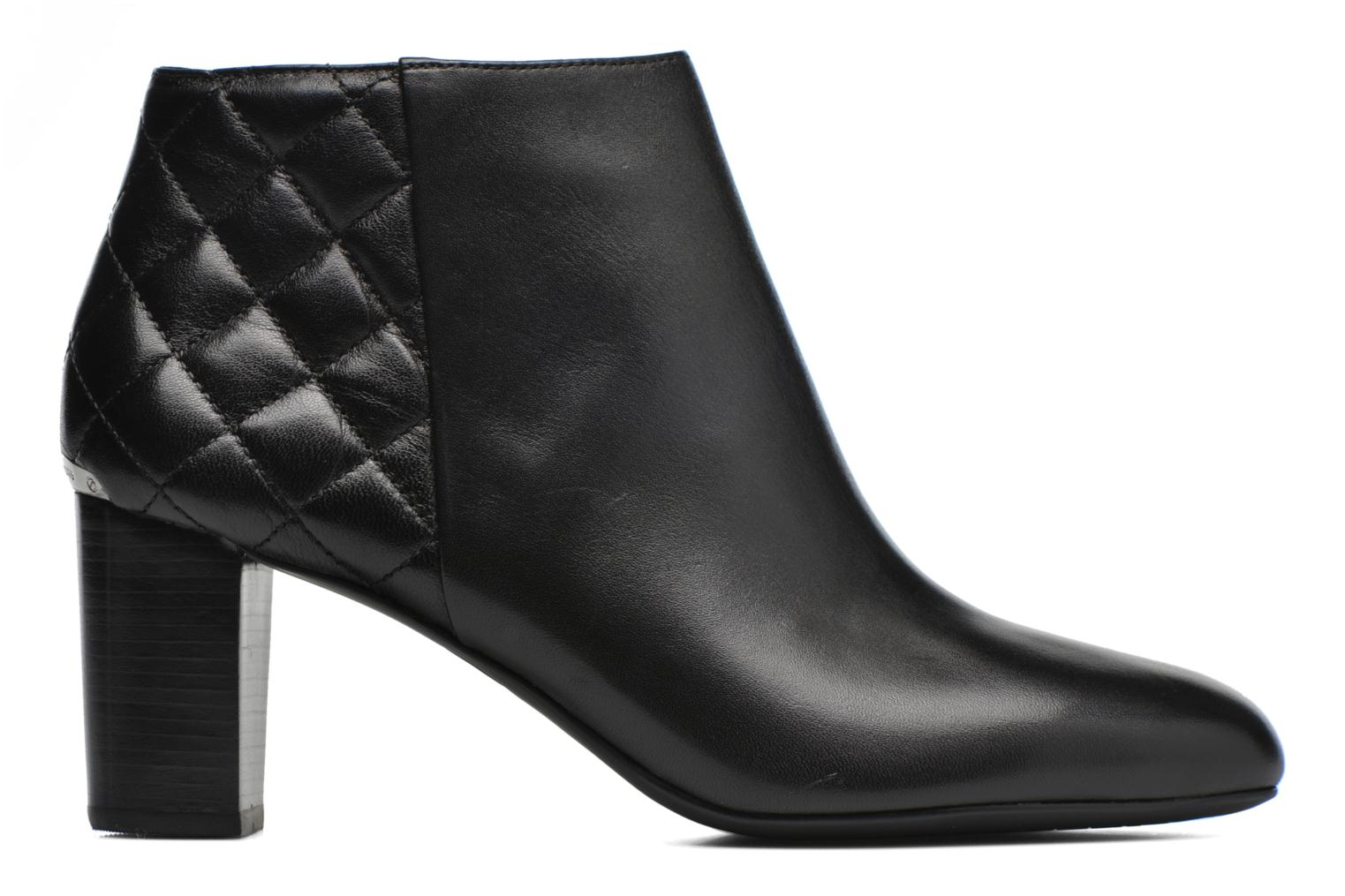 Botines  Michael Michael Kors Lucy Ankle Boot Negro vistra trasera