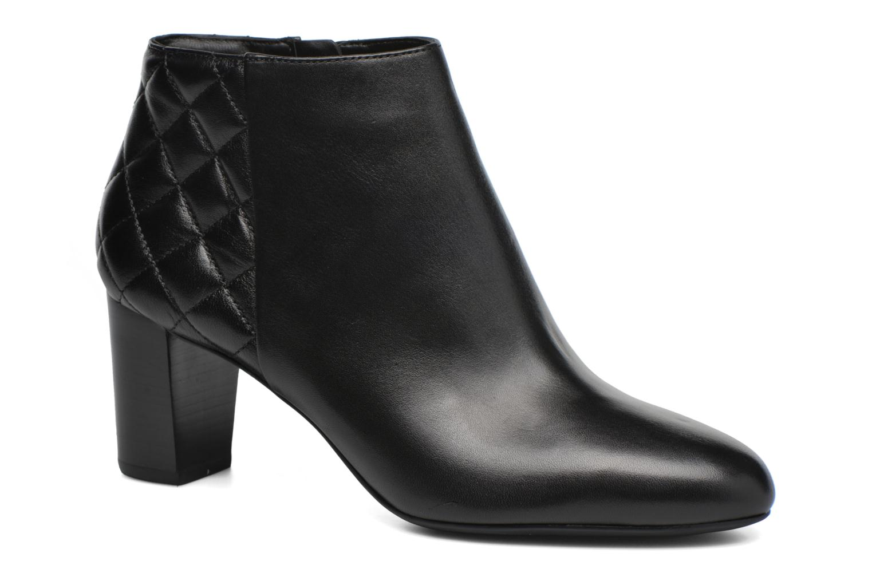 Botines  Michael Michael Kors Lucy Ankle Boot Negro vista de detalle / par