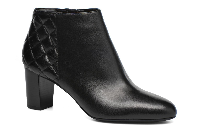 Stiefeletten & Boots Michael Michael Kors Lucy Ankle Boot schwarz detaillierte ansicht/modell