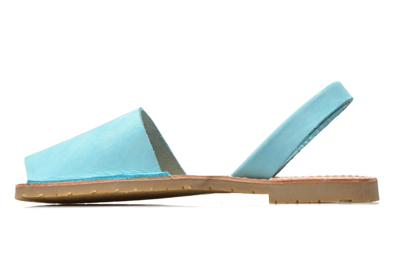 Sandalias Coolway Seilor Azul vista de frente