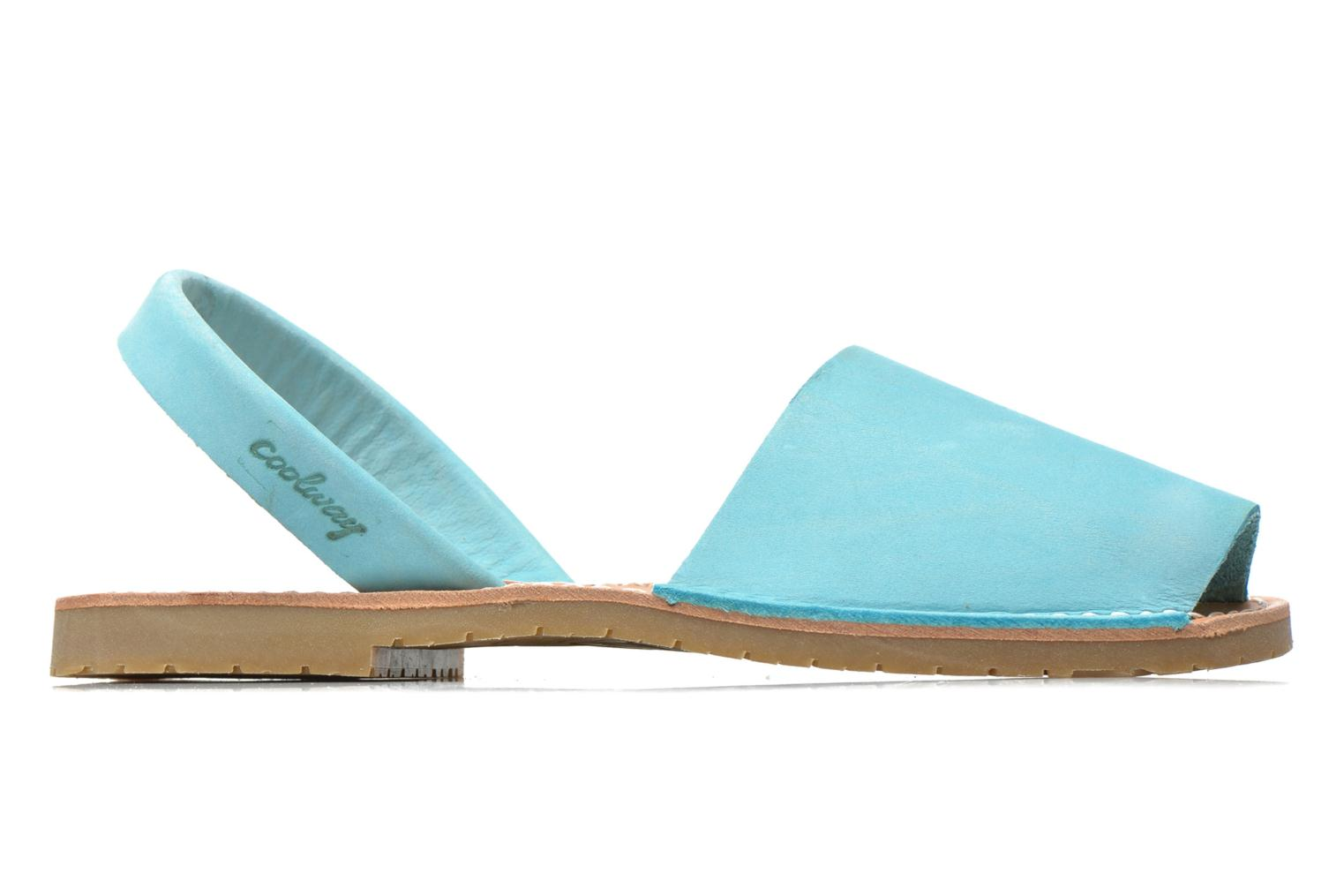 Sandals Coolway Seilor Blue back view