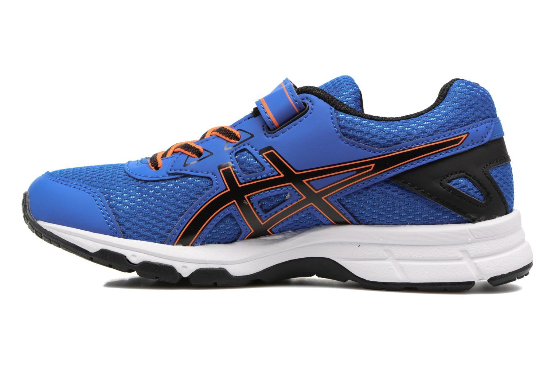 Chaussures de sport Asics Pre Galaxy 9 PS Bleu vue face
