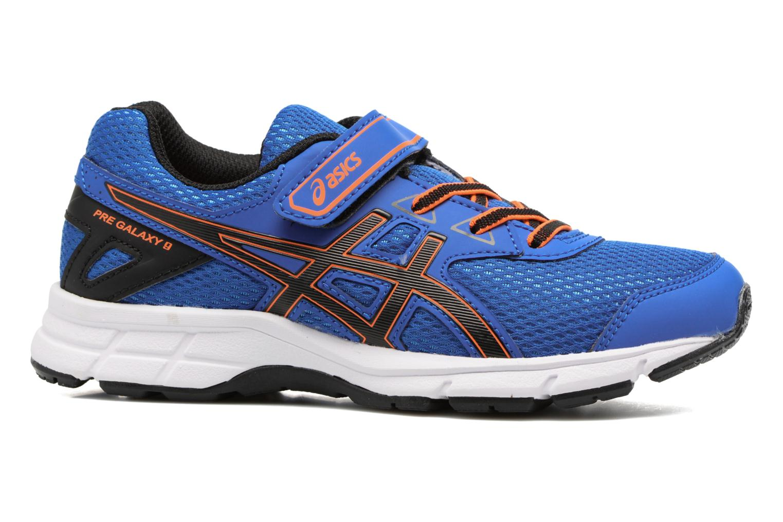 Chaussures de sport Asics Pre Galaxy 9 PS Bleu vue derrière