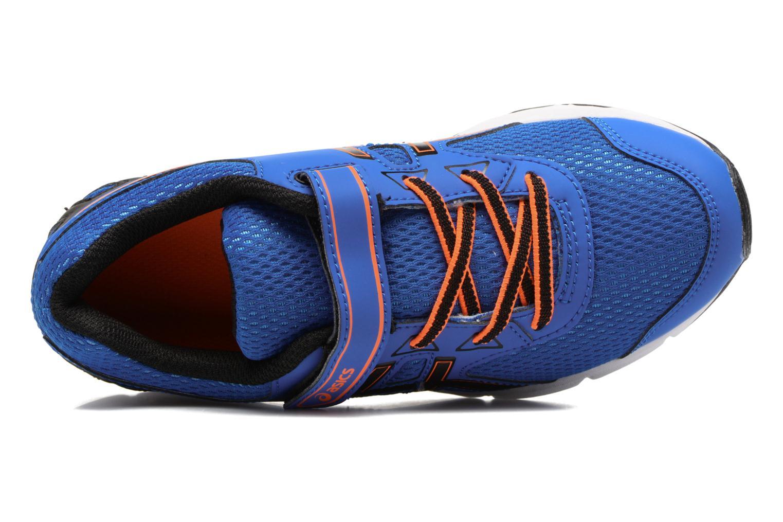 Chaussures de sport Asics Pre Galaxy 9 PS Bleu vue gauche