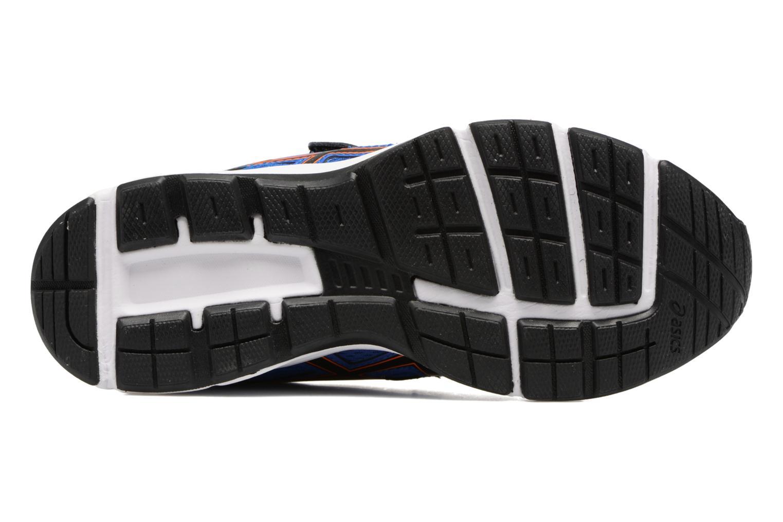 Chaussures de sport Asics Pre Galaxy 9 PS Bleu vue haut
