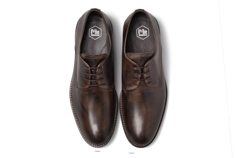 Chaussures à lacets Mr SARENZA Nills Marron vue portées chaussures